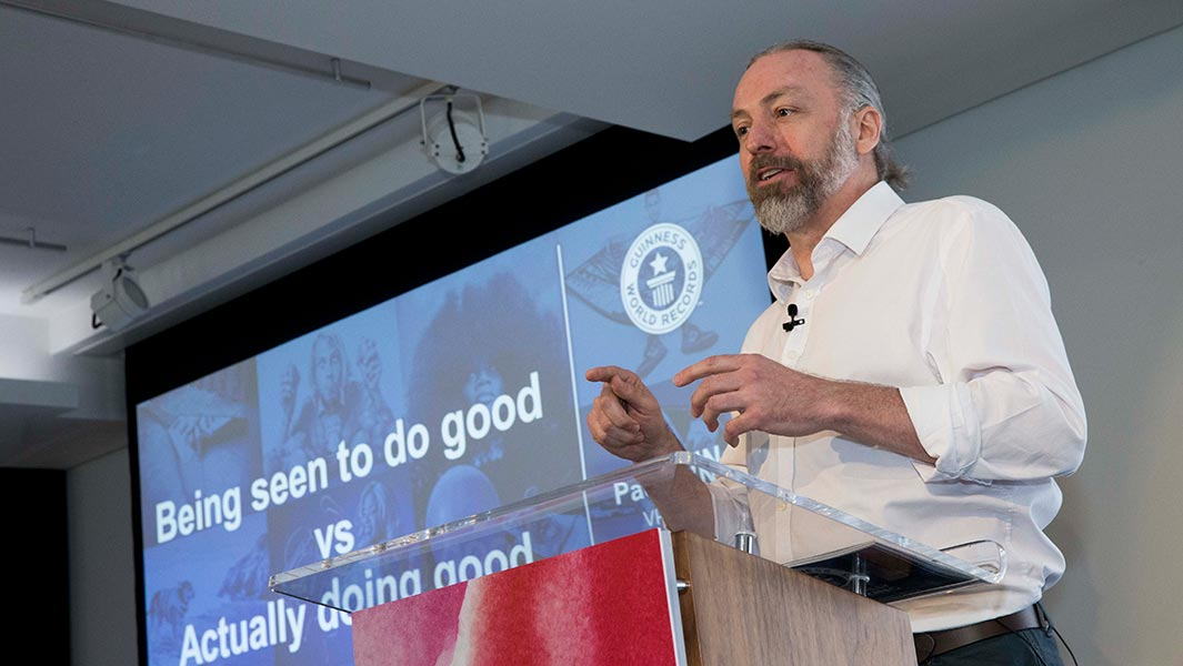 61% of UK events professionals see rise in importance of CSR at their events