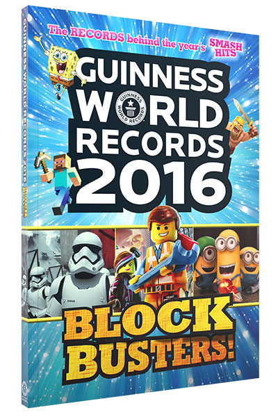 Blockbusters cover