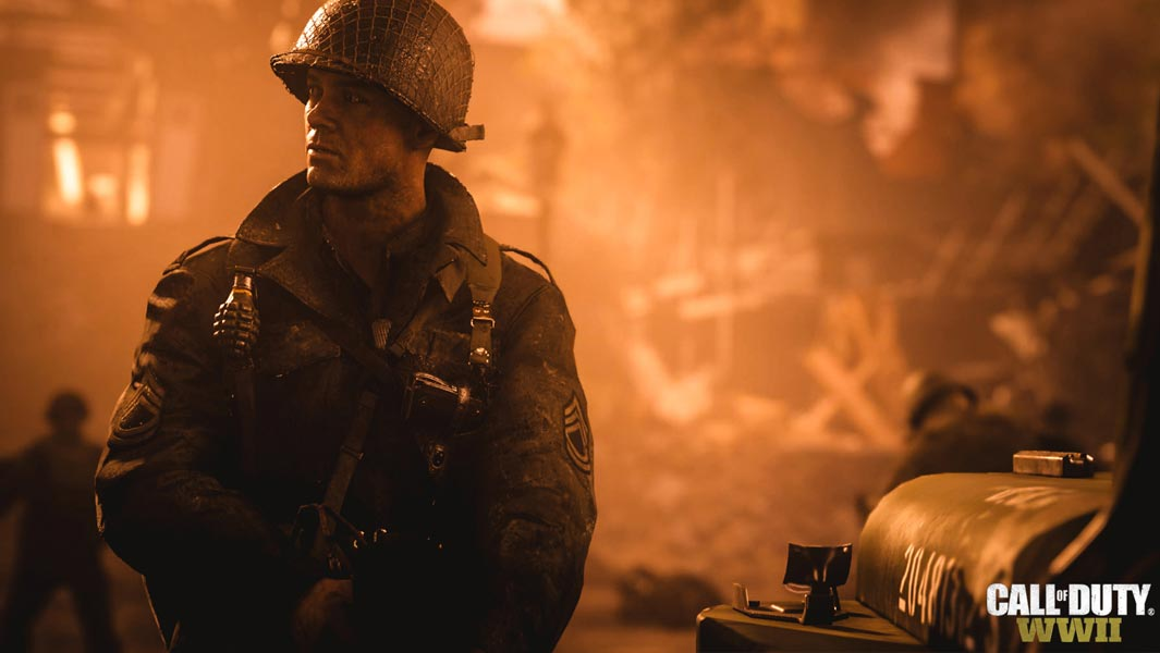 Call of Duty is going back to World War II - and has some big records to chase