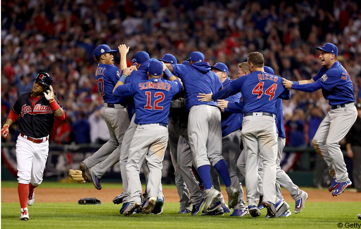 More glory for Chicago Cubs and catcher David Ross after historic World Series baseball triumph seals new records