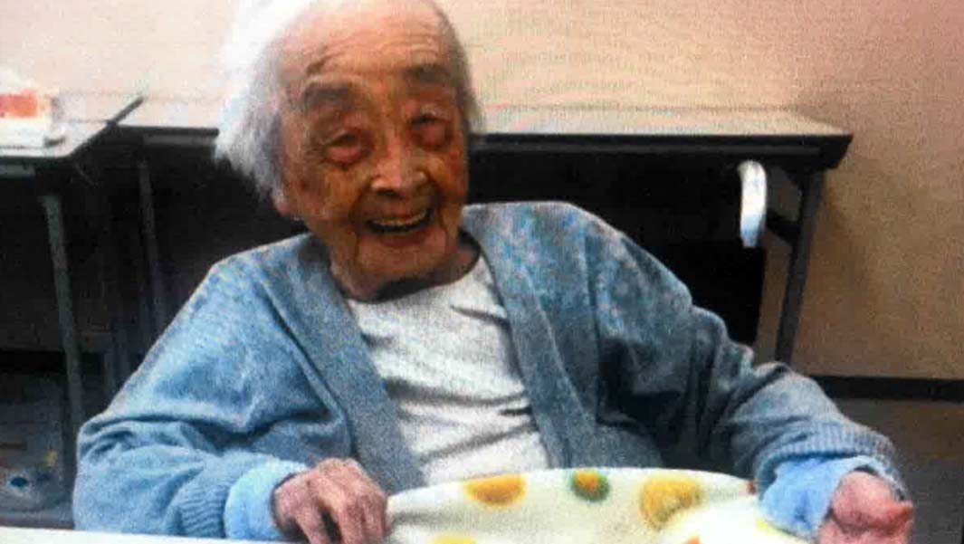 World's oldest person dies in Japan