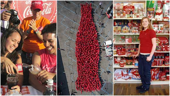 Stories from Cannes Lions: Coca-Cola's record-breaking creativity