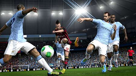 Fifa-14-Twin-Galaxies challenge pic