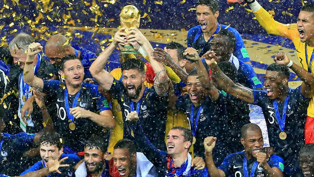 World Cup 2018: The records broken in Russia as France emerge victorious