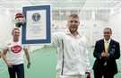 Video: Freddie Flintoff sets 14 world records in one day for Sport Relief