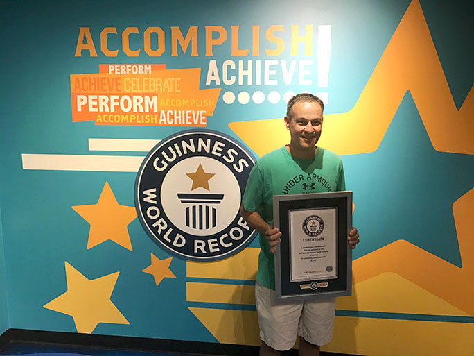 Guinness World Records Adventure 5