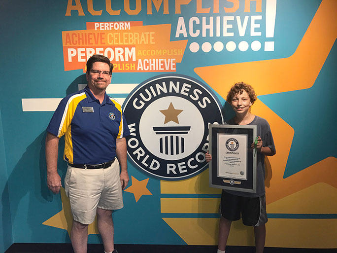 Guinness World Records Adventure 4