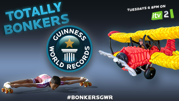 Totally Bonkers Guinness World Records: Watch an exclusive preview of Episode 7