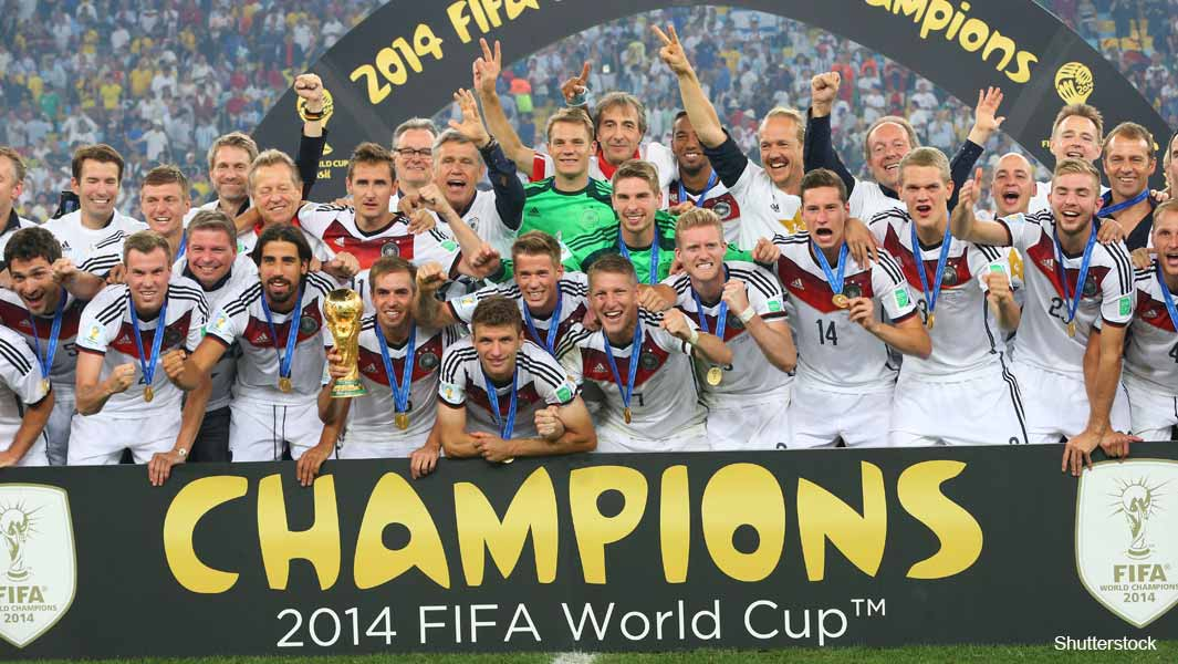 World Cup rewind: All the records set during Brazil 2014