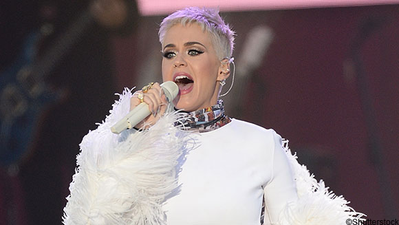 Katy Perry shatters Twitter record after reaching 100 million followers