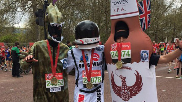 Virgin Money London Marathon 2016: All the world records from this year's race confirmed