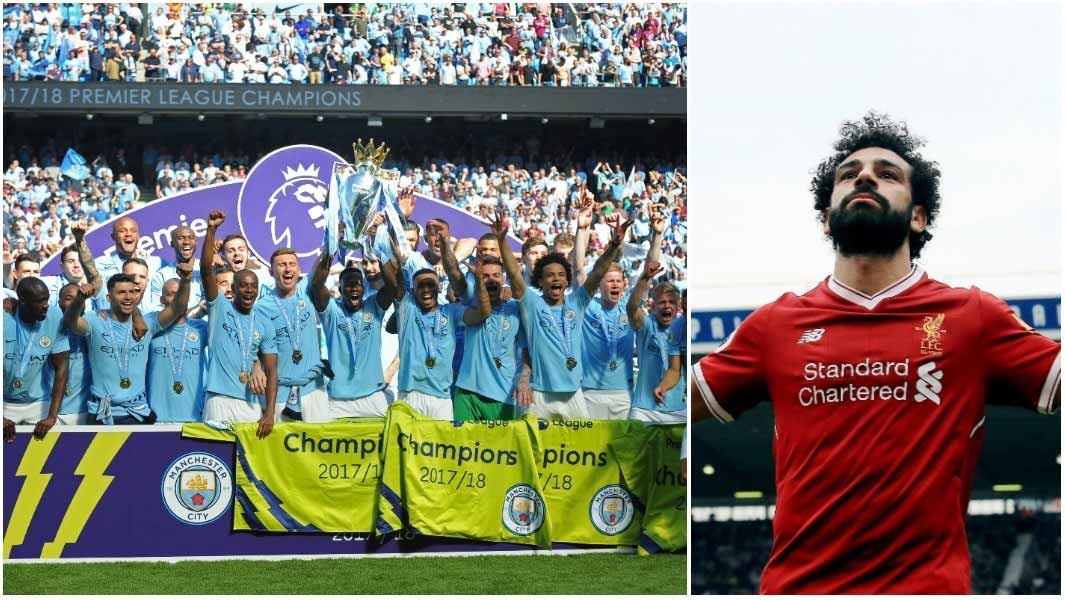 Salah's stellar season compared to Suarez, Shearer & Ronaldo
