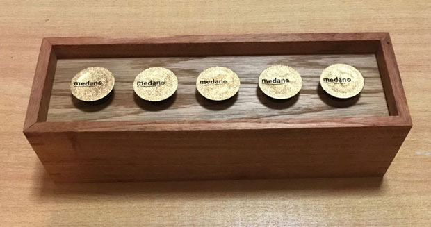 Medano coffee box