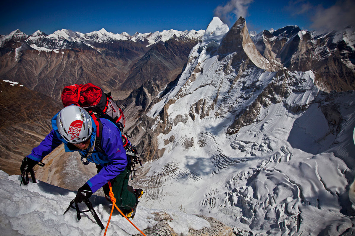 All images ©Jimmy Chin