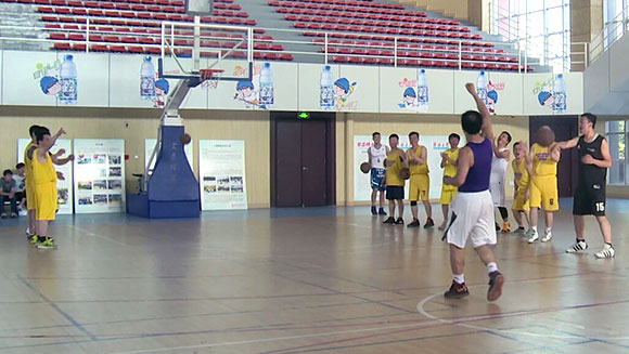 Video: Watch Chinese basketball player net most ...
