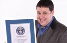 Peter Kay breaks record for Most tickets sold for a stand-up comedy tour