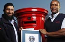 Royal Mail Group workers set charity record