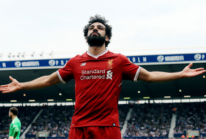 Mo Salah: Egyptian's unbelievable season in numbers