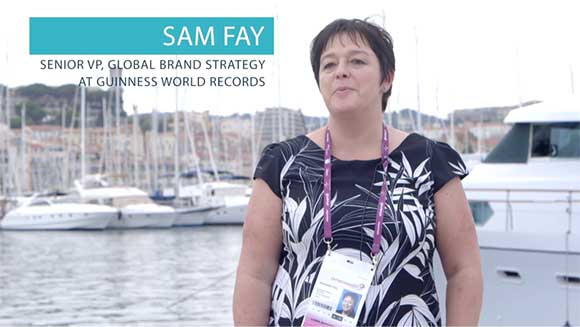 Guinness World Records Cannes Lions vlog: And that's a wrap - our SVP of Global Brand Strategy picks her highlights