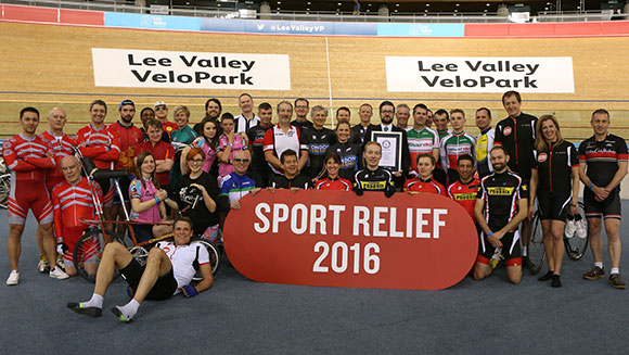 Olympic legend Sally Gunnell among Sport Relief's successful record breakers