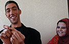 Video: World's tallest man Sultan Kosen gets married