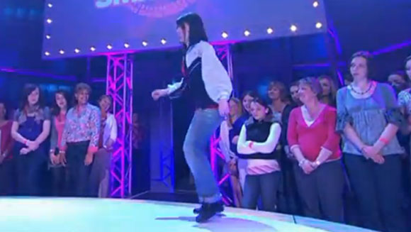 Video of the Week: Tap dancing, most taps in a minute