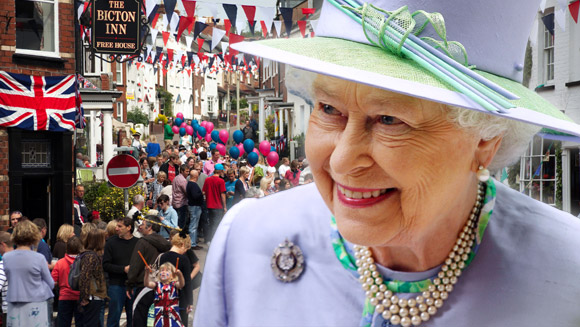 The Queen Diamond Jubilee