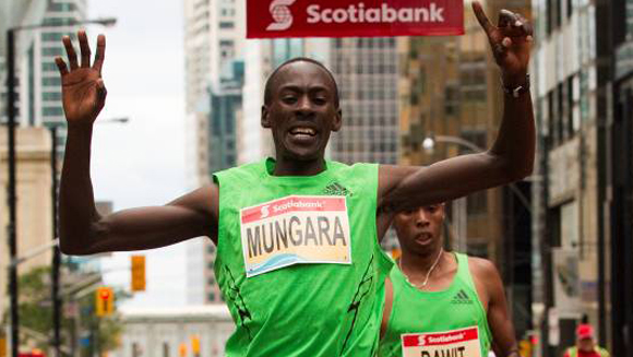 New world records set at Toronto Marathon