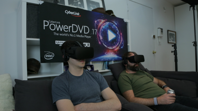 Cyberlink Corp sets new Virtual Reality viewing marathon record