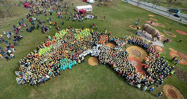 Ventspils residents forming human image of Latvia
