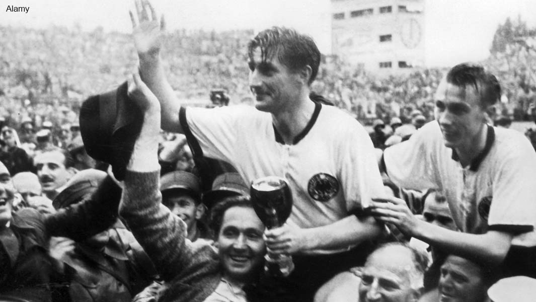 World Cup rewind: Goals aplenty at Switzerland 1954 with 140 strikes in just 26 matches