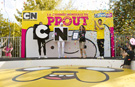 Video: Cartoon Network France helps build largest whoopee cushion