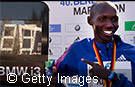 Wilson Kipsang takes Guinness World Record title for fastest marathon in Berlin