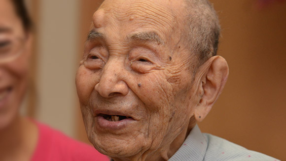 World's oldest man Yasutaro Koide passes away aged 112