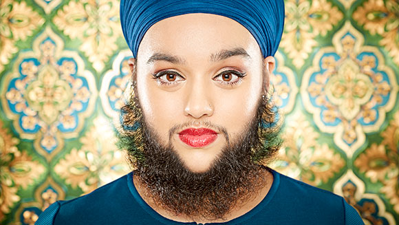 Video: Youngest female with a full beard shares inspiring story of journey from bullying to empowerment