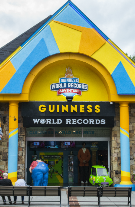 Guinness World Records Adventure 6