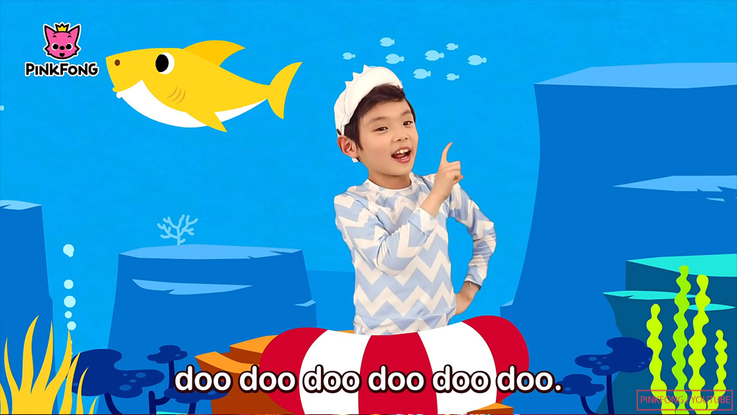 'Baby Shark' is now the most watched YouTube video of all time