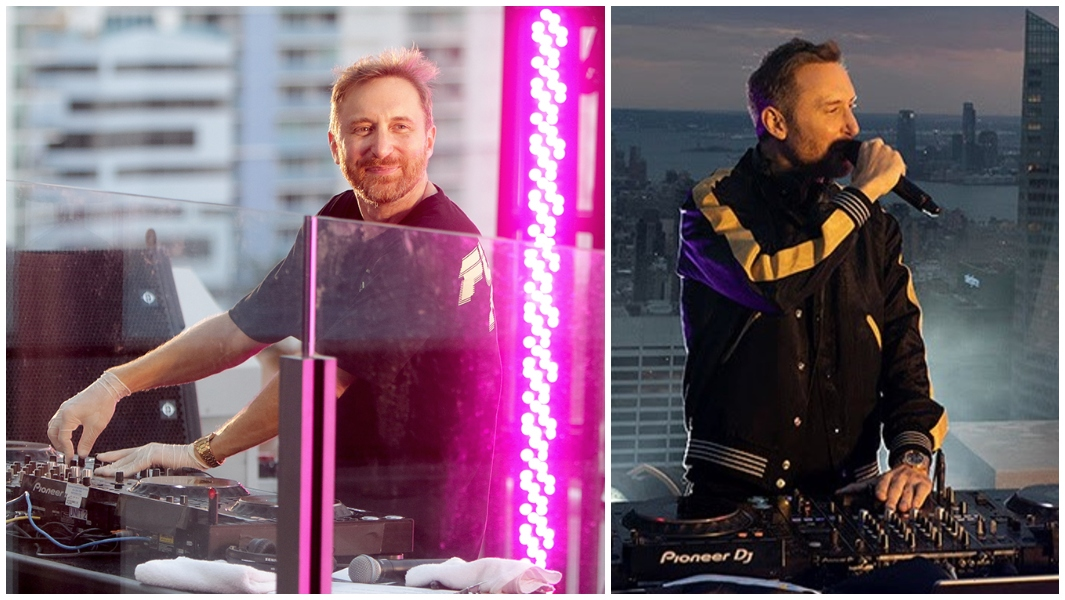 David Guetta and Sia unleash ninth collaboration, 'Let's Love'