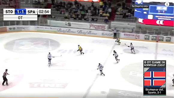 longest ice hockey match 2