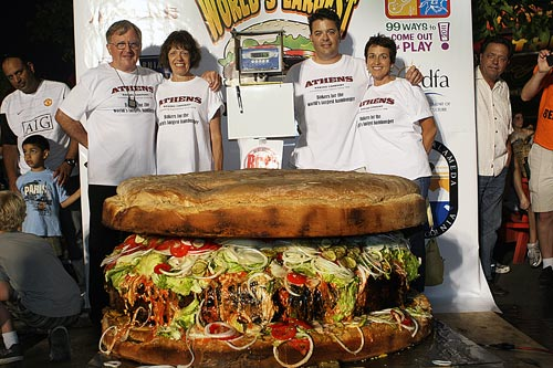 Largest -hamburger -commercially -available