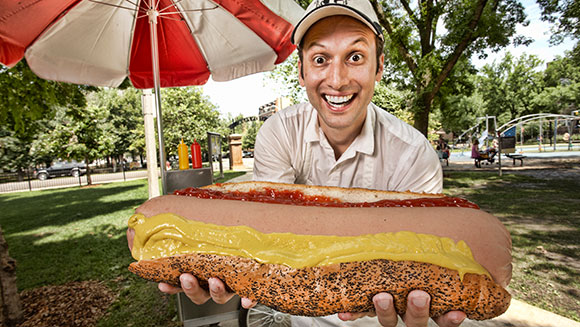 National Hot Dog Day Five Incredible Wiener World Records