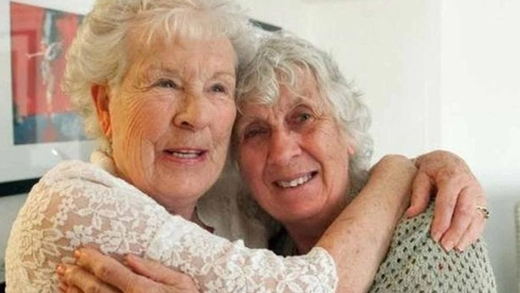 'Caring' woman who was reunited with her twin after 78 years apart dies aged 81