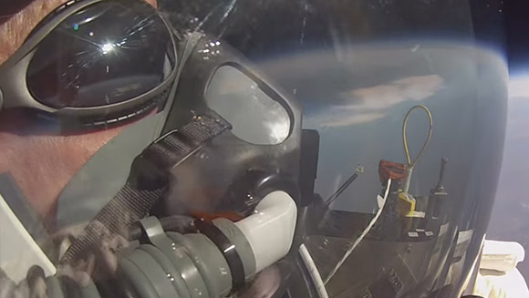 Has Google's Alan Eustace beaten Felix Baumgartner's skydive record?