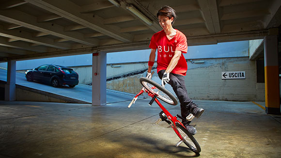 Record Holder Profile Video: Takahiro Ikeda and the most BMX time machines in one minute