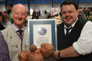 UK gears up for National Giant Vegetables Championship
