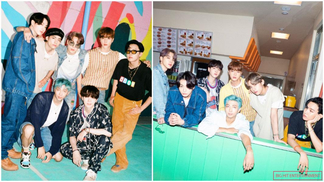 After blowing up Billboard chart, K-pop colossus BTS eyes Grammys 'Dynamite'