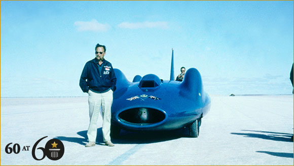 Land Speed Record >> 1964 Land Speed Record Guinness World Records
