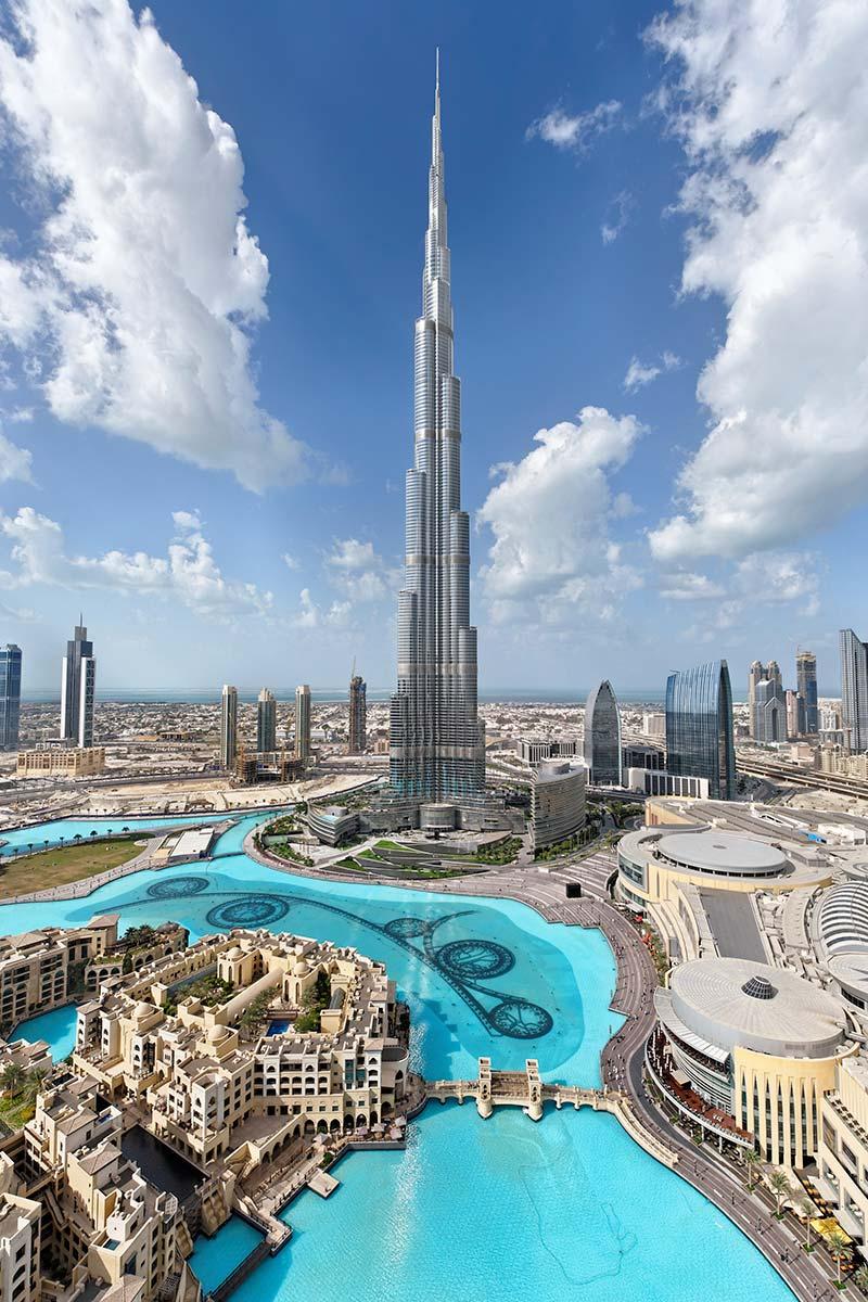 Burj Khalifa: The tallest building in the world | Guinness