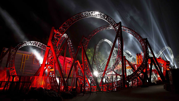 8 Roller Coaster Records For National Roller Coaster Day Guinness