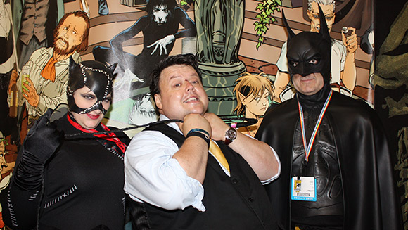 San Diego Comic-Con – a geeky hotbed of record breaking